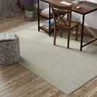 Paquerette Ivory Area Rug Rug Size: 9' x 12'