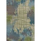 Korth Green/Blue Area Rug Rug Size: Rectangle 5'3
