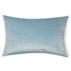 Hawthorn Lumbar Pillow Color: Blue