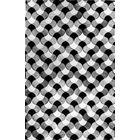 One-of-a-Kind Howland Hand-Woven Cowhide Black/White Area Rug Rug Size: Rectangle 9' x 12'