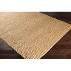 Blythen Hand-Woven Camel/Butter Area Rug Rug Size: Rectangle 5' x 7'6