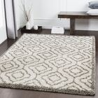 Lawing Brown/Taupe Area Rug Rug Size: Rectangle 7'10
