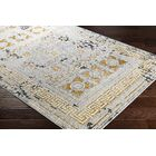 Nakasi Mustard/Beige Area Rug Rug Size: Rectangle 7'10