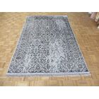 One-of-a-Kind Paden Hand-Knotted Gray Area Rug Rug Size: Rectangle 10' x 14'