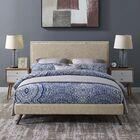 Kendari Upholstered Platform Bed Size: Full/Double