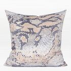 Oakhill Digital Printing Pillow Cover Fill Material: Down/Feather, Color: Pink/Black