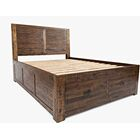 Reddin Storage Panel Bed Size: King