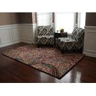 Doster Hand-Knotted Pink/Red Area Rug