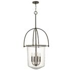Bolton 4-Light Urn Pendant Color: Buckeye Bronze