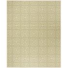 Horne Cream/Olive Area Rug Rug Size: Rectangle 8' x 10'