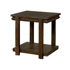 Stackhouse Rustic End Table