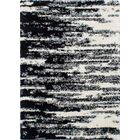 Decarlo Black/Cream Area Rug