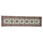 One-of-a-Kind Tillman Super Hand-Knotted Ivory/Blue Area Rug