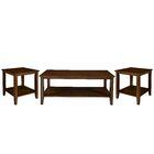 Meriam 3 Piece Coffee Table Set