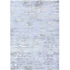 Driggers Light Gray/Champagne Area Rug Rug Size: Runner 2'2