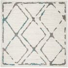 Cohrs Ivory Area Rug Rug Size: Square 6'7