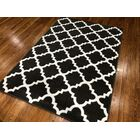 Hilger Dark Gray Area Rug Rug Size: Rectangle 8' x 11'
