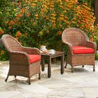 Acree Hacienda Heights 3 Piece Bistro Set
