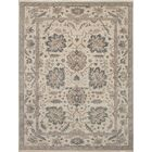 One-of-a-Kind Donahoe Hand-Knotted Wool Beige Area Rug