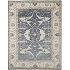 One-of-a-Kind Doggett Hand-Knotted Wool Dark Gray Area Rug