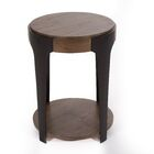Dupuy Round End Table
