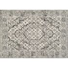 Aparicio Gray/Graphite Area Rug Rug Size: Rectangle 2'5