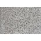 Rusch Hand-Tufted Gray Area Rug Rug Size: Rectangle 3'6
