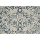 Palmore Ocean/Silver Area Rug Rug Size: Rectangle 7'5