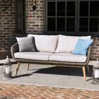 Bacchus Loveseat with Cushions