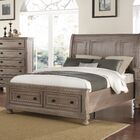 Gabriele Storage Platform Bed Size: king