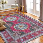 Dubbo Gray Area Rug Rug Size: Rectangle 8'7