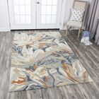 Gomes Hand-Tufted Beige Area Rug Rug Size: Rectangle 8' x 10'