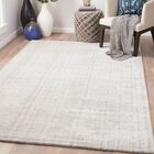 Widener Hand-Woven Vaporous Gray/Moonstruck Area Rug Rug Size: Rectangle 5' x 8'