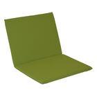 Agora Outdoor Adirondack Chair Cushion Fabric: Lime Green