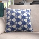Donaldson Indoor/Outdoor Throw Pillow Size: 26