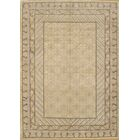 Pak Khotan Hand-Knotted Wool Tan Area Rug
