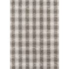 Marlborough Charles Hand-Woven Wool Grey Area Rug Rug Size: Rectangle 8' x 10'