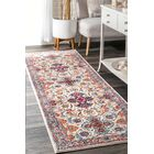 Perz Ivory Area Rug Rug Size: Rectangle 8' x 10'