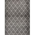 Franck Moroccan Trellis Gray Area Rug Rug Size: Rectangle 7'10