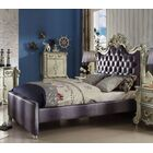 Mackenzie Upholstered Panel Bed Size: Queen
