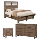 Martelli Panel Configurable Bedroom Set