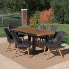 Cromkill Outdoor 7 Piece Dining Set