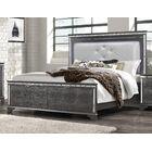 Landgraf Upholstered Storage Panel Bed Size: King