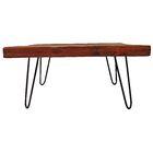 Dallas Coffee Table Size: 19.5