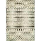 Ramer Tribal Soft Gray/Aqua Area Rug Rug Size: Rectangle 5'3
