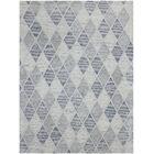 Callista Hand-Woven Wool Charcoal Area Rug Rug Size: Rectangle 5' x 8'
