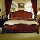 Chambord California King Upholstered Panel Bed