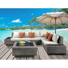Winebarger 5 Piece Sectional Set with Cushions