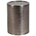 Bastow End Table Color: Gray