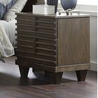 Old Down 2 Drawer Nightstand